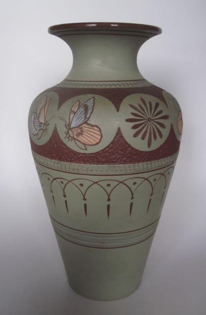 Incised Ware Salopian Art Pottery